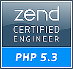 Zend Certified Engineer PHP 5.3